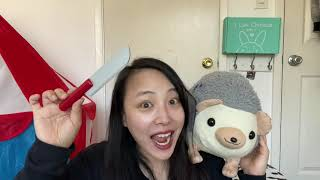 I Luv Chinese Vocabulary Development 刀 Knife