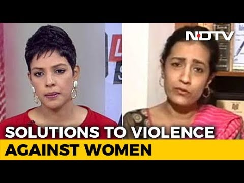 Woman Beaten, Men Watch: Are We A Nation Of Bystanders?