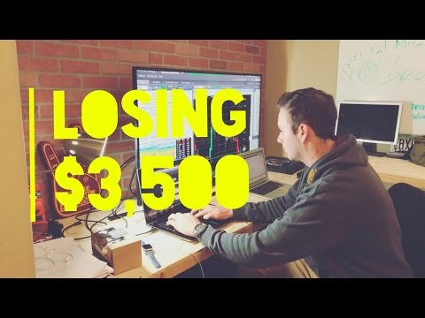 When I Lost $3,500 Trading Penny Stocks | Investment Advice