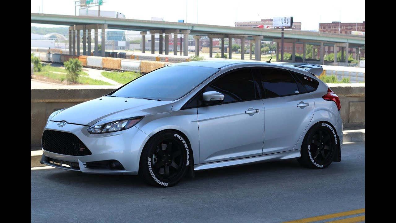 2014 focus st ride along reaction video tuned ford focus. Black Bedroom Furniture Sets. Home Design Ideas