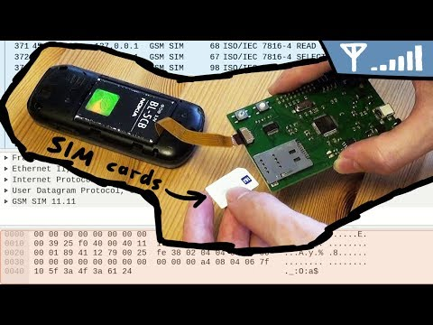 How do SIM Cards work? - SIMtrace