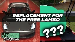 Here's what I am replacing my Free Lambo with