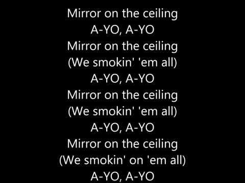 Lady Gaga-A-YO [lyrics]