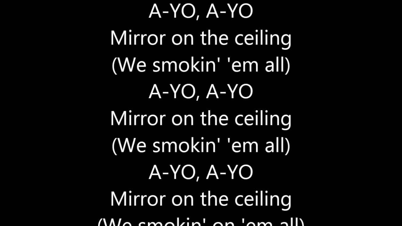 Download Lady Gaga-A-YO [lyrics]