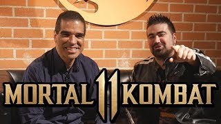 AngryJoe Interviews Kombat creator Ed Boon about the upcoming MK11 and asks your questions and whats in the future for the iconic franchise! AJSA Merch ...