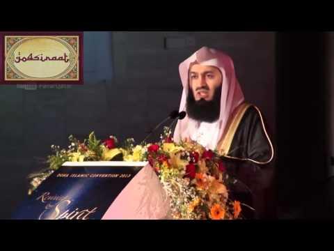 Mufti Menk - Divine Light For Living Right (Doha 2013)