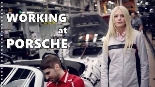 Working at Porsche - What Is It Like?
