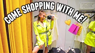 GET IN, LOSER! WE'RE GOING SHOPPING!🛍️ Topshop & House Of CB dress try on clothing haul!