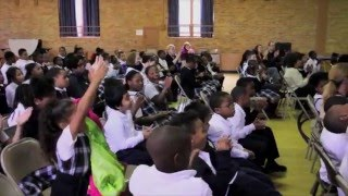 Not Your Typical School Assembly – From the Top Arts Leaders in Action #1