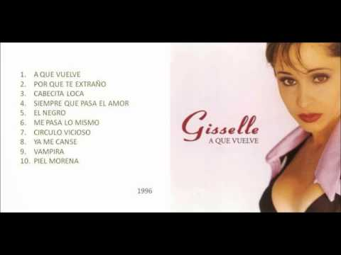 Gisselle -  Piel Morena- CD Completo