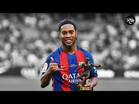 Ronaldinho 2017 ● Magic Skills & Tricks