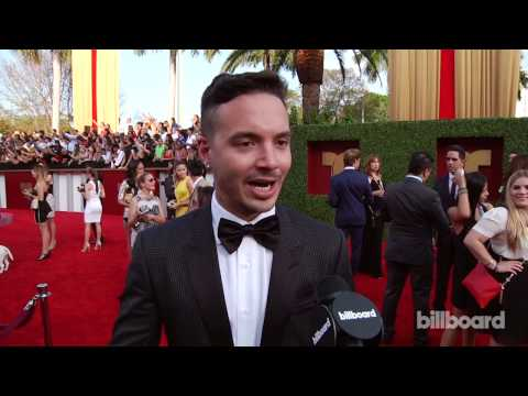 J Balvin: 2014 Billboard Latin Music Awards Red Carpet
