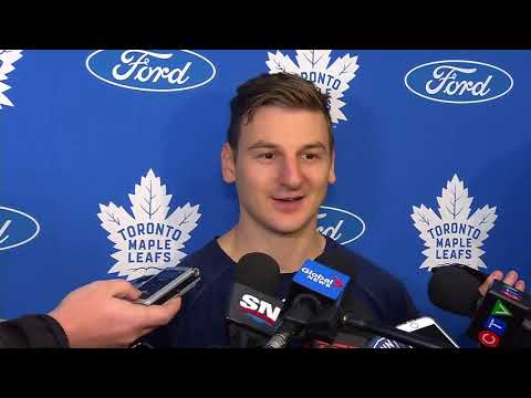 Zach Hyman - September 12th, 2019