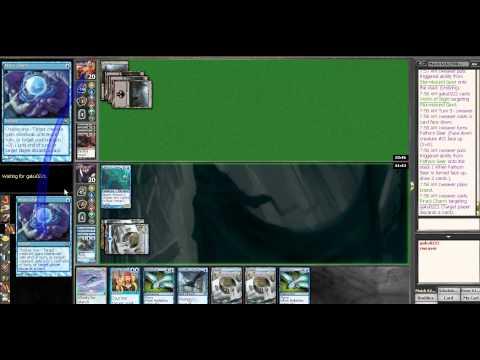 Pauper Daily R4 - Illusory Tricks vs Mono Black Merchant (again)