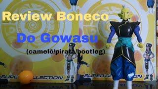 Review Boneco do Gowasu (alavanquinha/brinquedo)