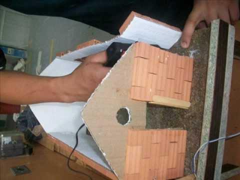 Instalaciones electricas residenciales maqueta de proyecto Modelo de viviendas para construir