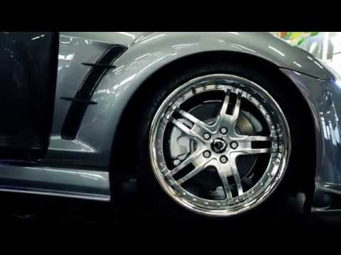 "Lukas Kooz - Mazda RX-8 ""ZITRIX"" @ Bilsport Performance & Custom Motor Show 2011"
