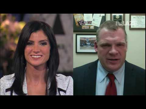 Will WWE Star Glenn 'Kane' Jacobs Run For President?   Dana