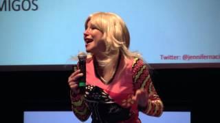 Hábitos conductuales y la tecnología: Jennifer Nacif at TEDxGuadalajara 2014