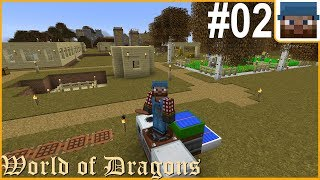 World of Dragons #02 - Fresh Tech Reborn
