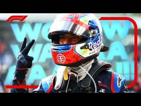Verstappen's Victory, Gasly's First Podium And The Best Team Radio | 2019 Brazilian Grand Prix