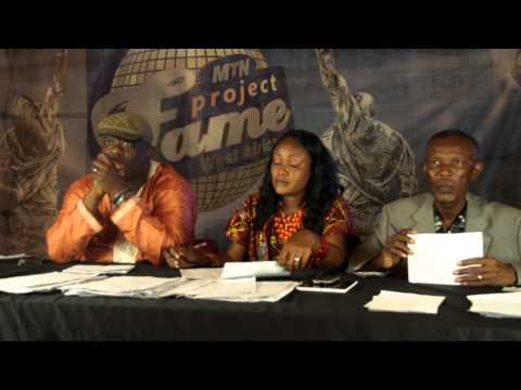 AUDITIONS IN LIBERIA | MTN Project Fame Season 6 Reality Sho