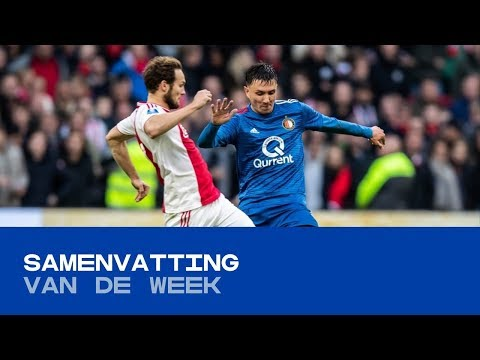 HIGHLIGHTS | Ajax - Feyenoord
