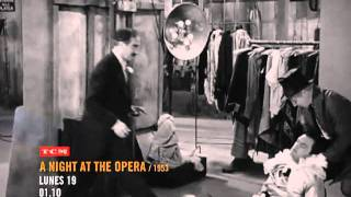 Una noche en la ópera (A Night At The Opera, 1935)