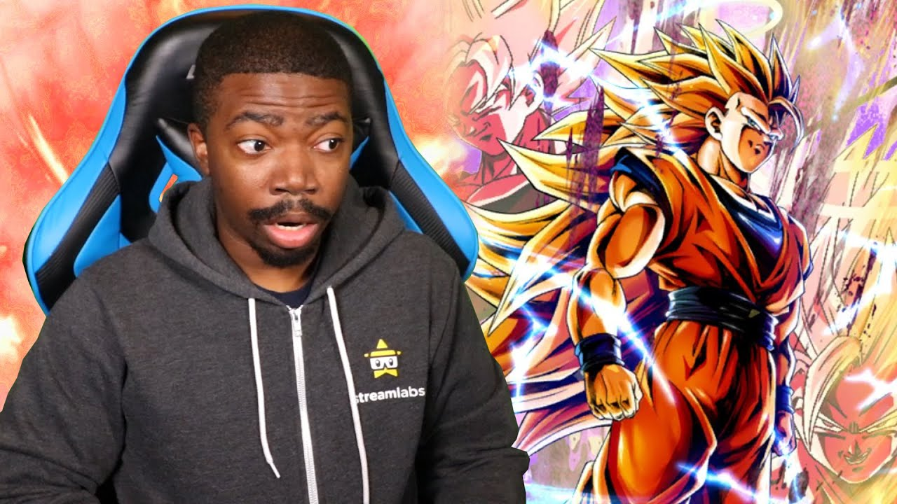 1400% ZENKAI 7 SSJ3 GOKU UNLEASHES HIS NEWFOUND STRENGTH!!! Dragon Ball Legends Gameplay!
