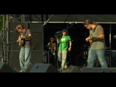 'Road To Nowhere' - Greensky Bluegrass - ROTHBURY 2008