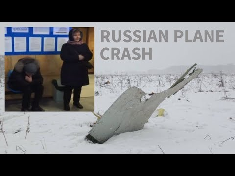 No survivors in Russian plane crash, say reports