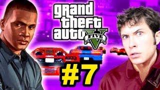 Grand Theft Auto V - EPIC RACE - Part 7