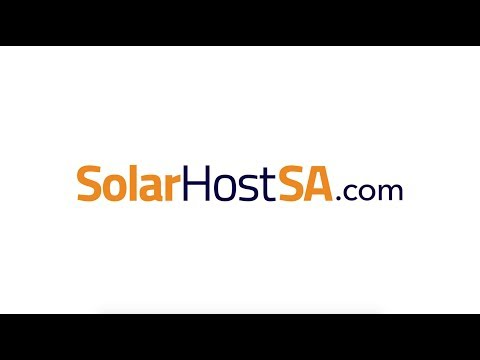 SolarHost SA: Free. Reliable. Solar.