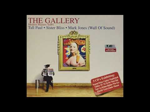 Tall Paul - The Gallery Modern Masters cd @ Turnmills  1998
