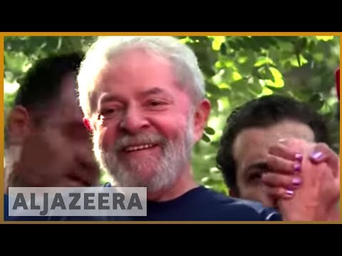 🇧🇷 Jailed ex-President Lula drops of Brazil election | Al Jazeera English
