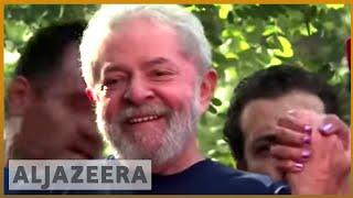 🇧🇷 Jailed ex-President Lula drops of Brazil election | Al Jazeera English