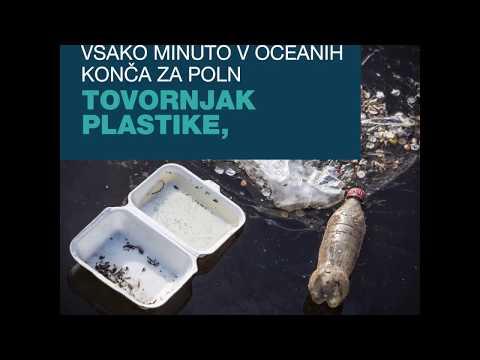 Plastika je povsod