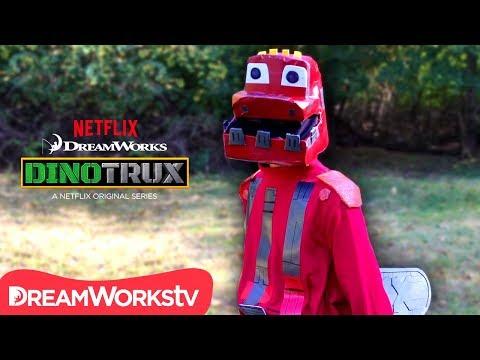 DIY Dinotrux Costume | DINOTRUX
