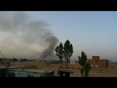 Taliban launch major attack on Afghan city, casualties: official