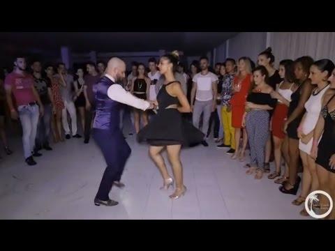 Ataca y Alemana Bachata Dance - Первое слово дороже второго