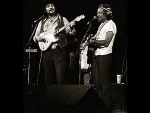 Luckenback, Texas - Waylon Jennings & Willie Nelson