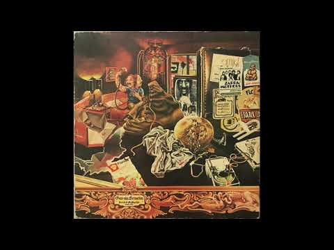 ZAPPA and THE MOTHERS - Over-Nite Sensation LP 1973 Full Album