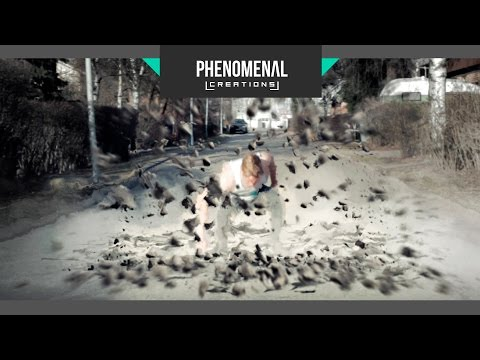 HANCOCK / Superhero landing VFX | After Effects CC Tutorial