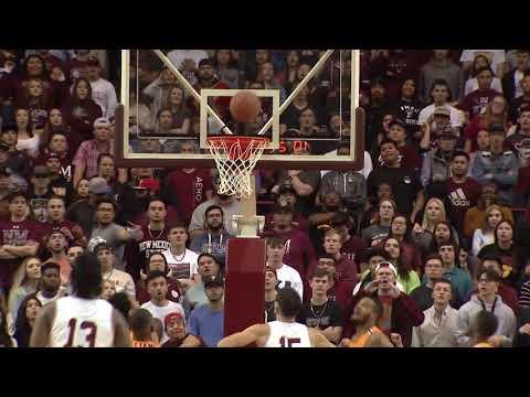 Highlights: Men's Basketball Vs UTEP