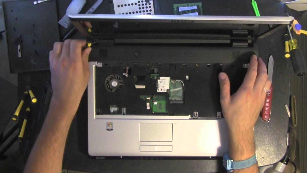Smart Toshiba Satellite L350 Chassis Base Informatica Componenti E Parti
