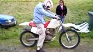 Dirt Bike Fail