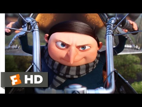 Minions (10/10) Movie CLIP - The New Boss (2015) HD
