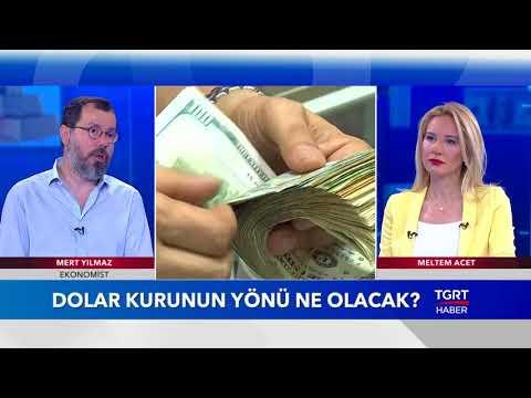 Dolar Kurunun Yönü Ne Olacak? | Ekonomist Mert Yılmaz | Ekonominin Dili | 20 Temmuz 2018