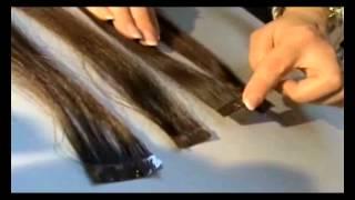 Мастер класс по коррекции наращенных волос HAIR TALK