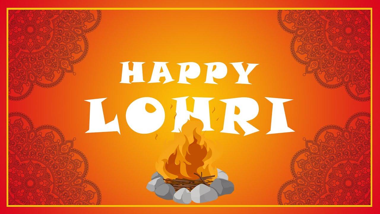 Happy Lohri Whatsapp Status Video ...